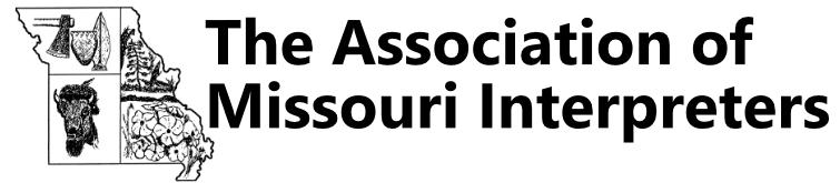 The Association of Missouri Interpreters